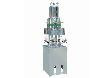 汽水灌装机