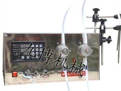 齿轮泵液体灌装机