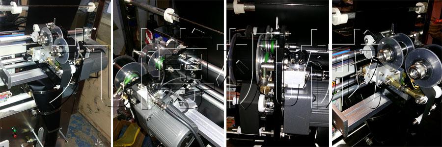 药粉包装机内部结构图