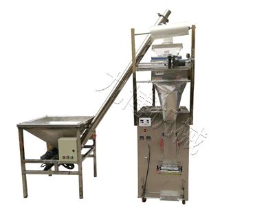 面膜粉称重包装机
