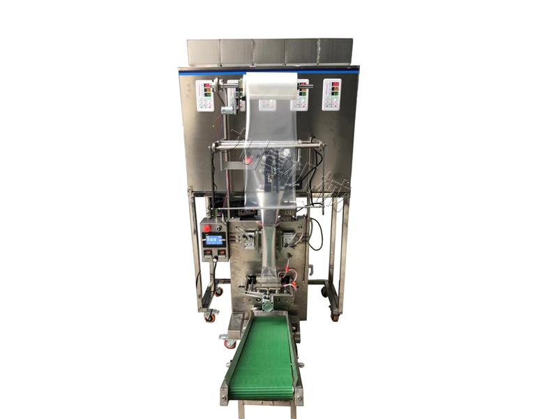 葡萄干莲子燕麦包装机
